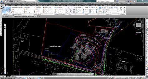 How To Draw Pipe Network In Civil 3d