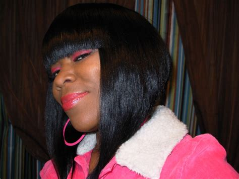 hairstyle with wigs with bangs for african women asymmetric bob with bangs wig hairstyle for black women