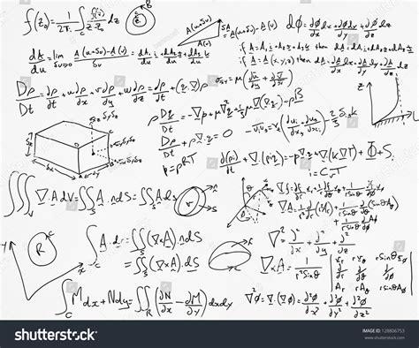 whiteboard math stock photos whiteboard advanced calculus on whiteboard stock photo 128806753