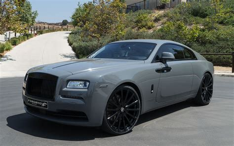 Custom Rolls Royce Wraith By Rdbla