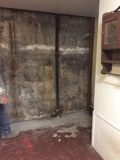 basement waterproofing portland oregon before after photos