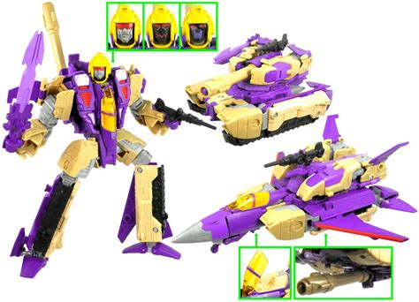 Junk Transformers Including Transformers Generations Voyager Blitzwing image gallery transformers blitzwing