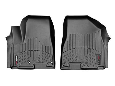 weathertech floor mats floorliner for kia sedona 2015