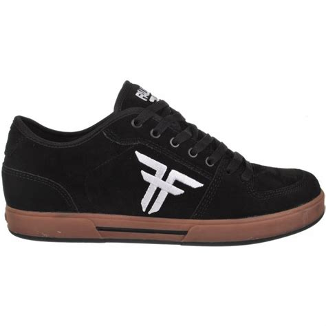 skate shoe fallen fallen patriot 2 black gum skate shoes fallen