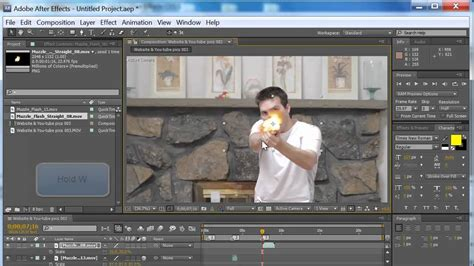 flash tutorial in bangla muzzle flash tutorial with after effects learn muzzle