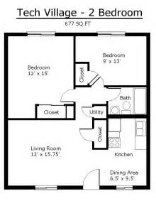 floor plan of two bedroom flat tiny house single floor plans 2 bedrooms apartment floor