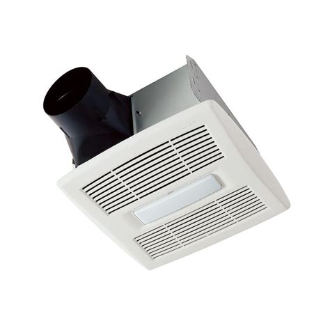 broan bathroom fan light broan invent series 110 cfm ceiling bathroom exhaust fan