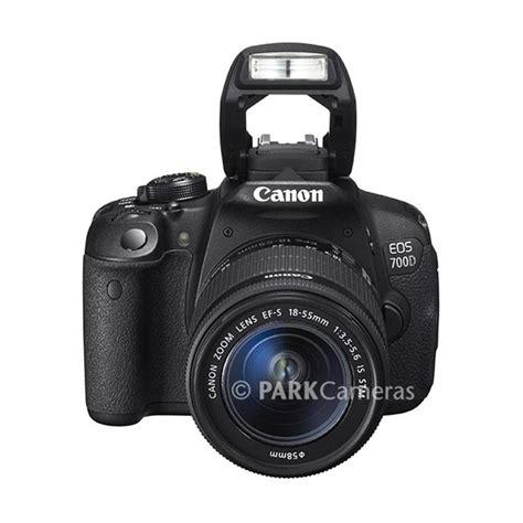 Canon 700d Lensa 18 55mm canon eos 700d 18 55mm is stm speedlite 430ex