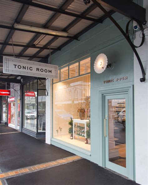 Tonic Room tonic room by material creative auckland new zealand
