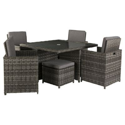 tesco direct bedroom furniture clearance www redglobalmx org buy lola rattan effect 9 piece cube garden furniture set