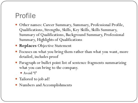 Resume Job Bullet Points by Resume Makeover Business Writing English 307