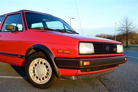volkswagen golf 1987 1987 volkswagen golf gti german cars for sale