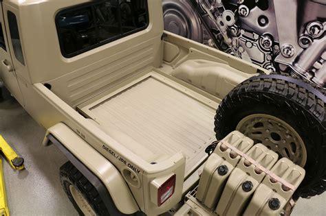commando jeep hendrick the jeep wrangler commando is ready for war and peace