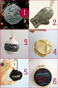 christmas diy ornaments and d 233 cor