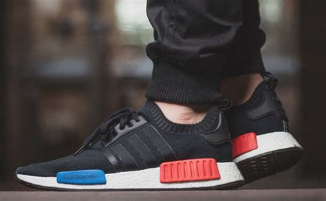 Sepatu Adidas Nmd Xr1 Og Black Blue Premium High Quality complete list of adidas nmd releases colorways updated