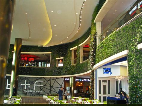 layout of gardens mall greenroofs com projects 360 mall vertical gardens