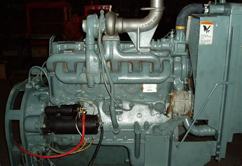 Hercules D4800t Engine