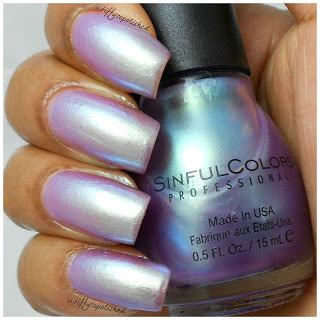 sinful colors let me go sinful colors truly madly sparkly collection naturallytiffy