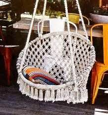 macrame hanging chair plans macrame hammock chair hanging chairs diy