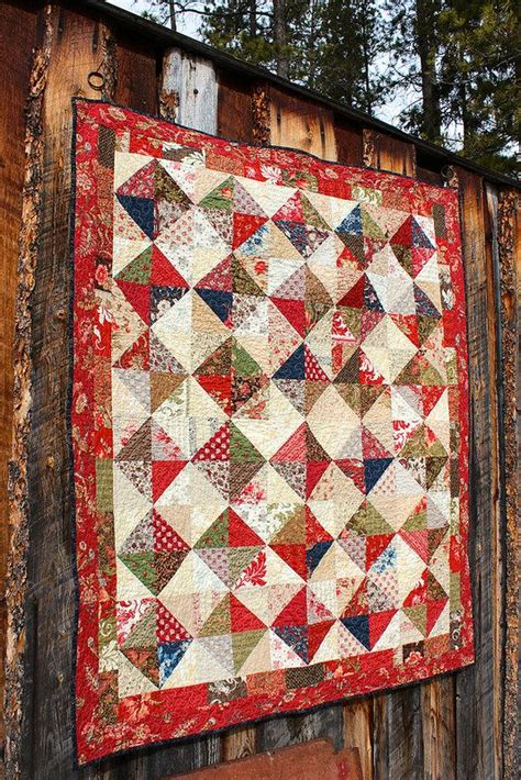 Quarter Square Triangle Quilt by 17 Best Images About A Quilt Hsq Qsq Half Quarter