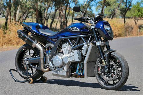 Motorrad News 6 2000 by Pgm V8 Meet The 2000cc V8 Monster Naked Bike From