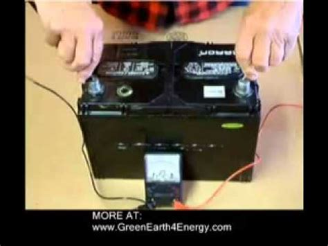 dead battery repair   recondition batteries  home