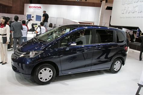 tokyo 2009 should honda bring the freed mpv to america