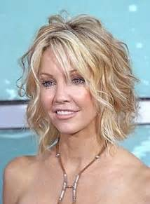 wave for medium thin hair short hairstyles for thin curly hair
