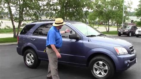 Omaha Kia Dealers Used 2005 Kia Sorento Lx 4wd For Sale At Honda Cars Of