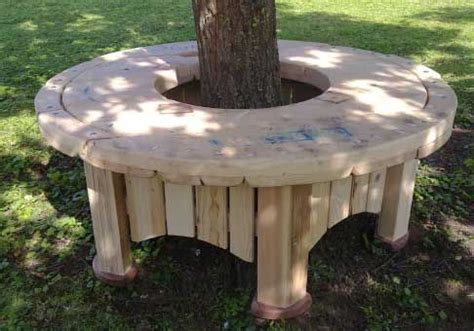 tree bench seat 34 best images about tree benches on pinterest longwood