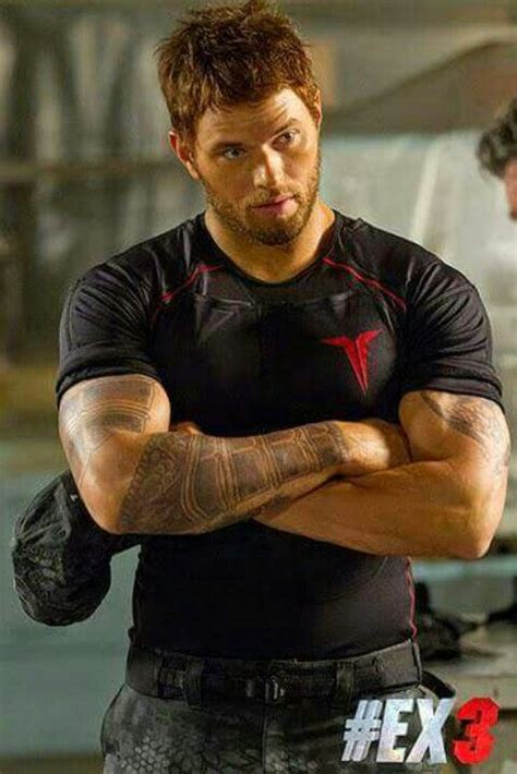 kellan lutz as smilee in expendables 3 guys pinterest