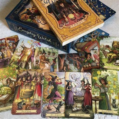 everyday witch tarot everyday witch tarot kit