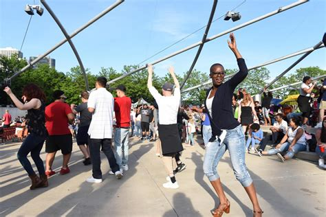 house music chicago city of chicago millennium park chicago house party