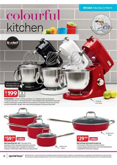 4 Slice Toasters On Sale Aldi Kitchen Electrical Appliances With Kuchef