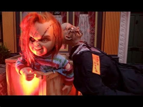 chucky doll house curse of chucky scare zone hd pov halloween horror nights 2013 at universal