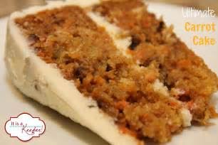 carrot cake recipe dishmaps
