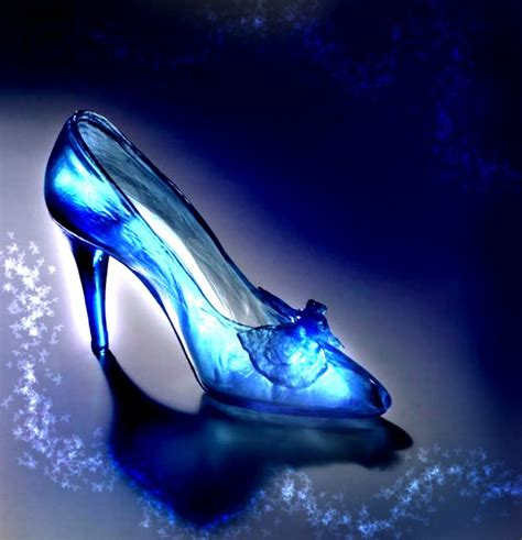 glass slippers beautiful real glass slippers shoes