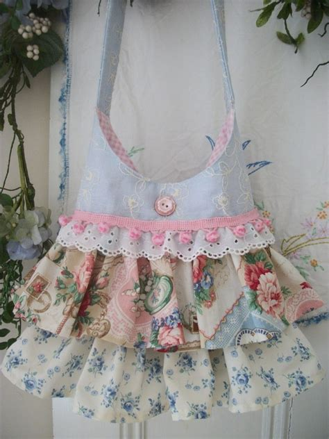Tas Handbag Chic Pink 715 best images about shabby chic purses on patchwork bags shabby chic and market bag