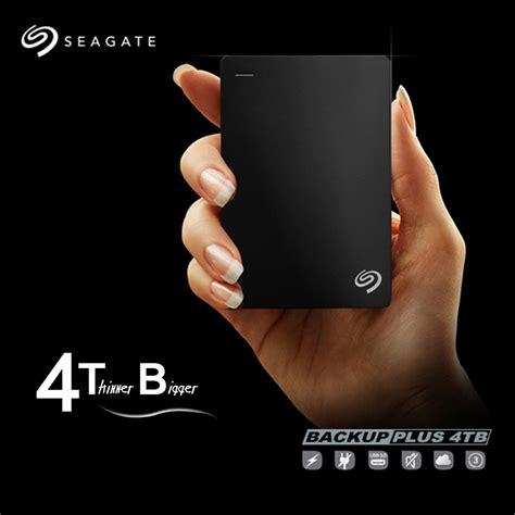 Hardisk Eksternal Seagate 2 Terabyte seagate external hdd 4tb backup plus slim usb 3 0 usb 2 0 2 5 quot portable external drive disk