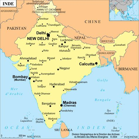 india map with cities india city scale map maps of india