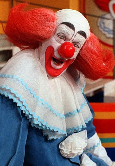 Bozo The Clown L 25 scariest characters from your childhood