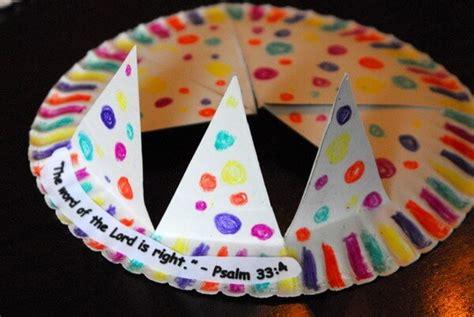 paper tiara craft diy paper plate crown birthdays crafts and k4 craft