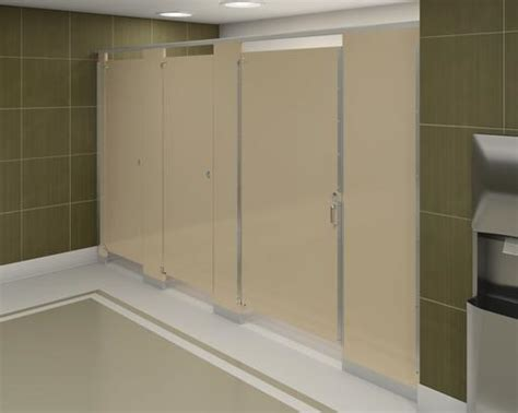 Bathroom Dividers by Floor Mounted Toilet Partitions Crp Ss500 X 187 Ideas Home Design