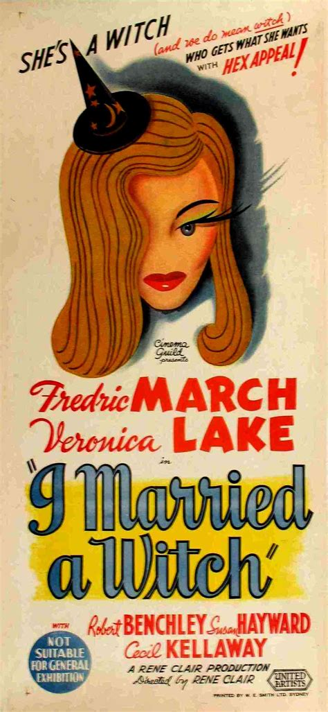 rene clair i married a witch movie posters 2038 net posters for movieid 1465 i