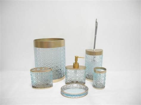 chinese bathroom sets china transparent resin bath set gg004 china bathroom