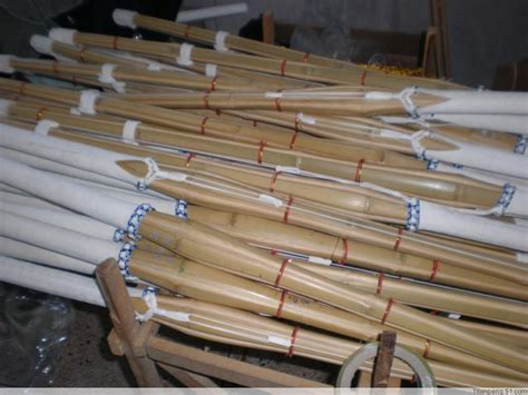kendo shinai china manufacturer products