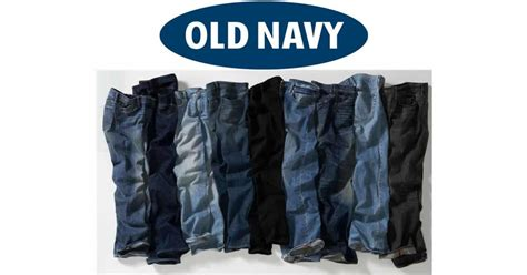 old navy coupons jeans today only old navy jeans 6 for kids 12 for adults