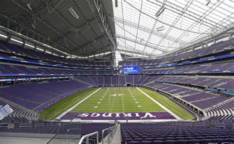 bank studium u s bank stadium sold out for vikings 2016 season