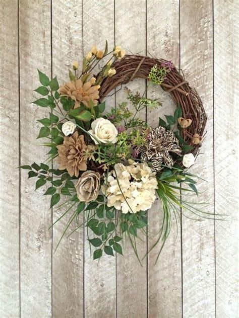 grapevine floral design home decor the best 25 grapevine wreath ideas on pinterest door