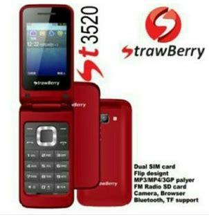 Hp Samsung Lipat 2 Kartu 2 pilihan hp lipat strawberry termurah 200 ribuan harga dan spesifikasi hp
